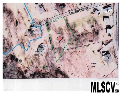 Land for Sale, ListingId:32920135, location: 1413 ESSEX PL Lenoir 28645
