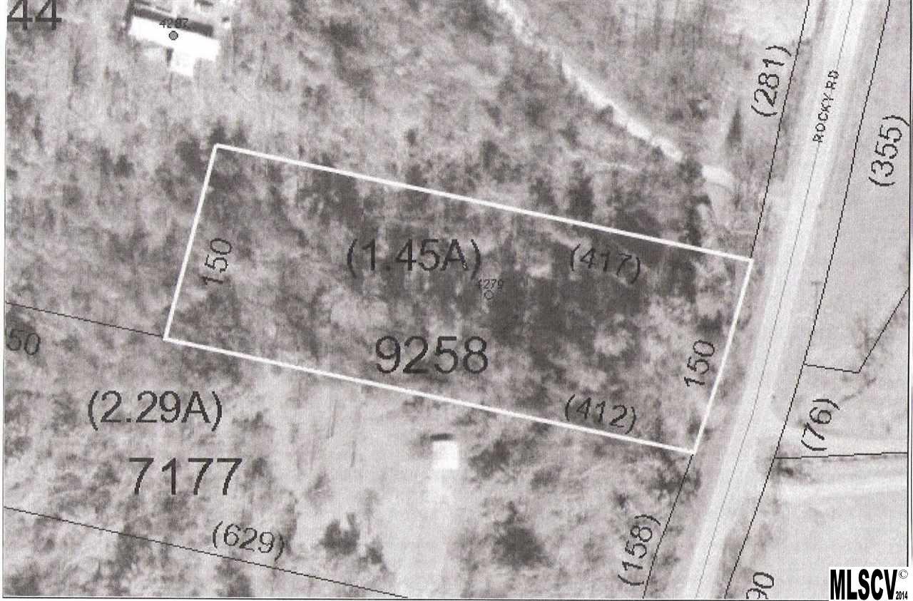 Land for Sale, ListingId:32992063, location: 4279 ROCKY RD Lenoir 28645