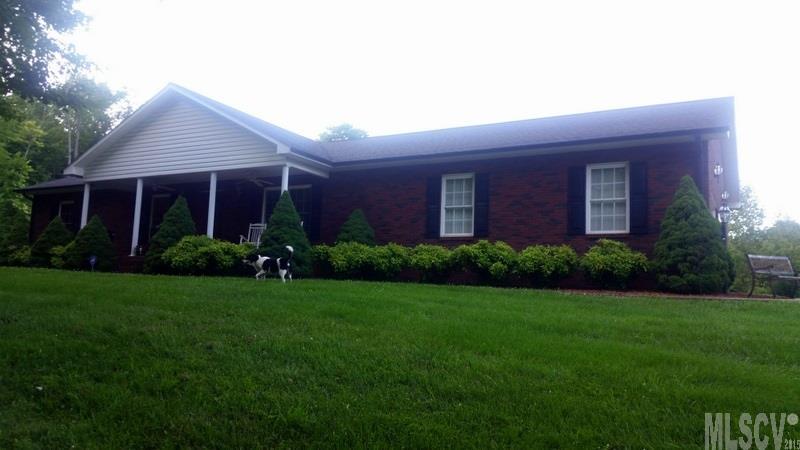18.1 acres Taylorsville, NC