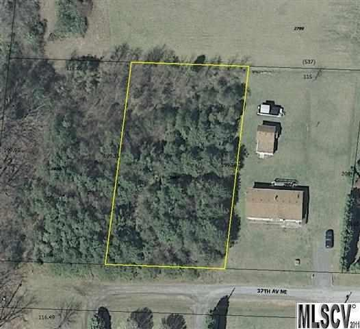 Land for Sale, ListingId:33858501, location: 3325 37TH AVE NE Hickory 28601