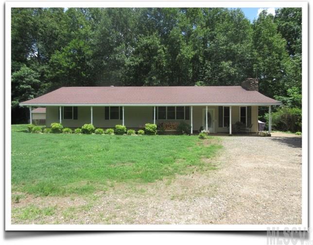 20.71 acres Taylorsville, NC