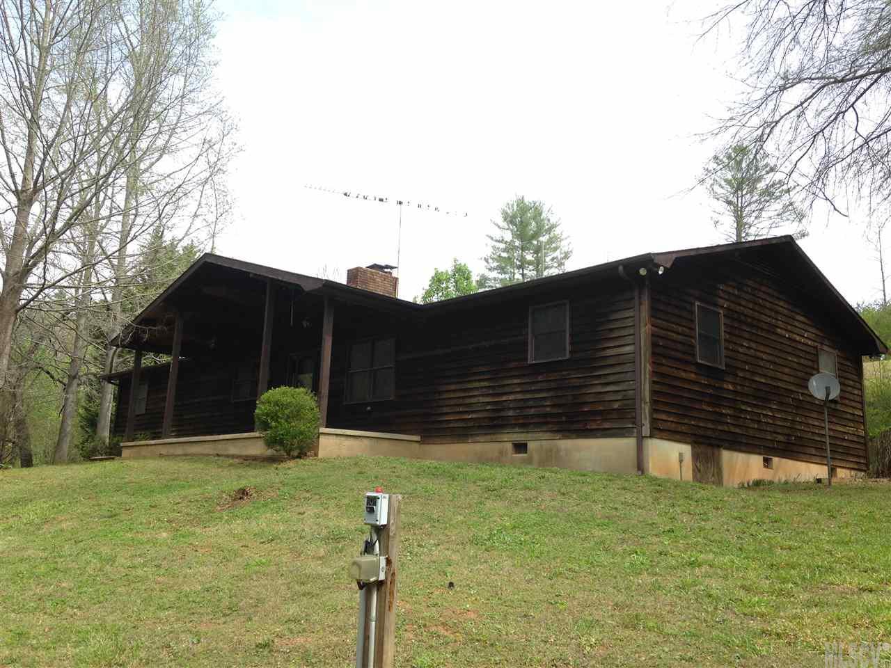 4.07 acres Collettsville, NC