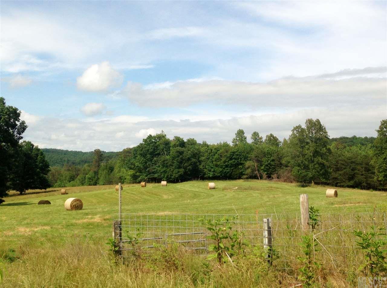 44.58 acres Taylorsville, NC