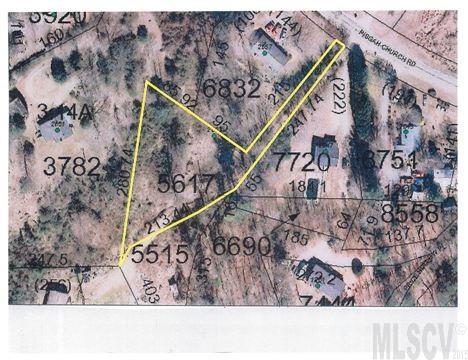 Land for Sale, ListingId:34555898, location: 2653 PISGAH CHURCH RD Lenoir 28645