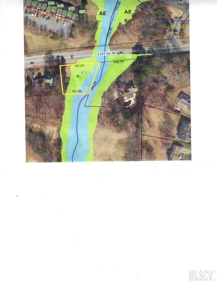Land for Sale, ListingId:35974820, location: 970 21ST AVE NE Hickory 28601