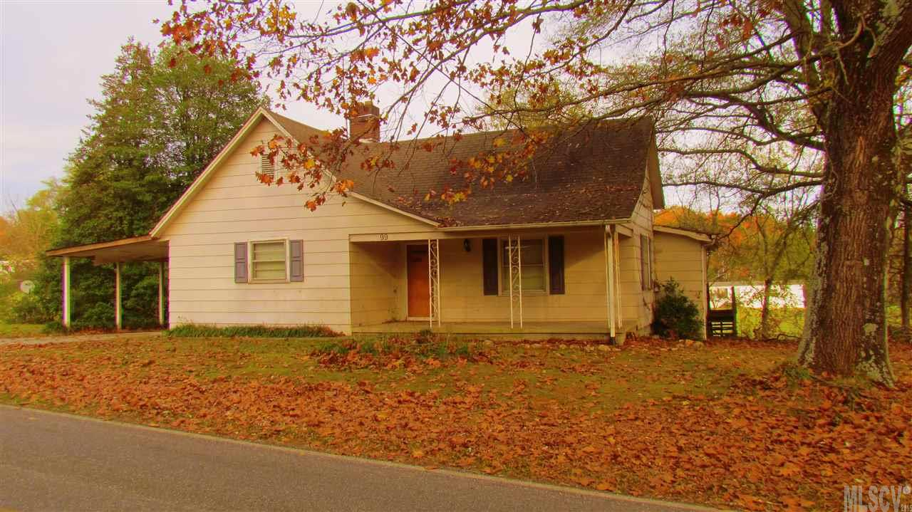 Photo of 99 HAMMER RD  Taylorsville  NC