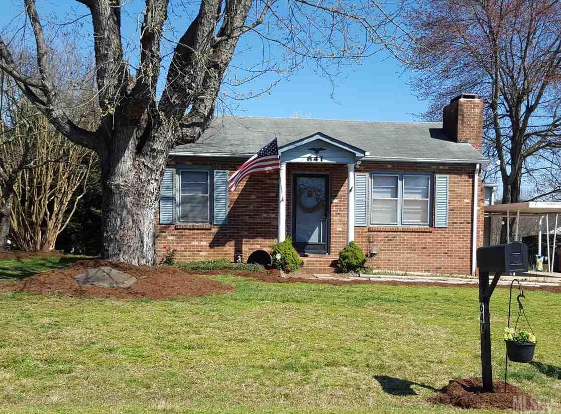 Real Estate for Sale, ListingId: 37196949, Hudson,NC28638