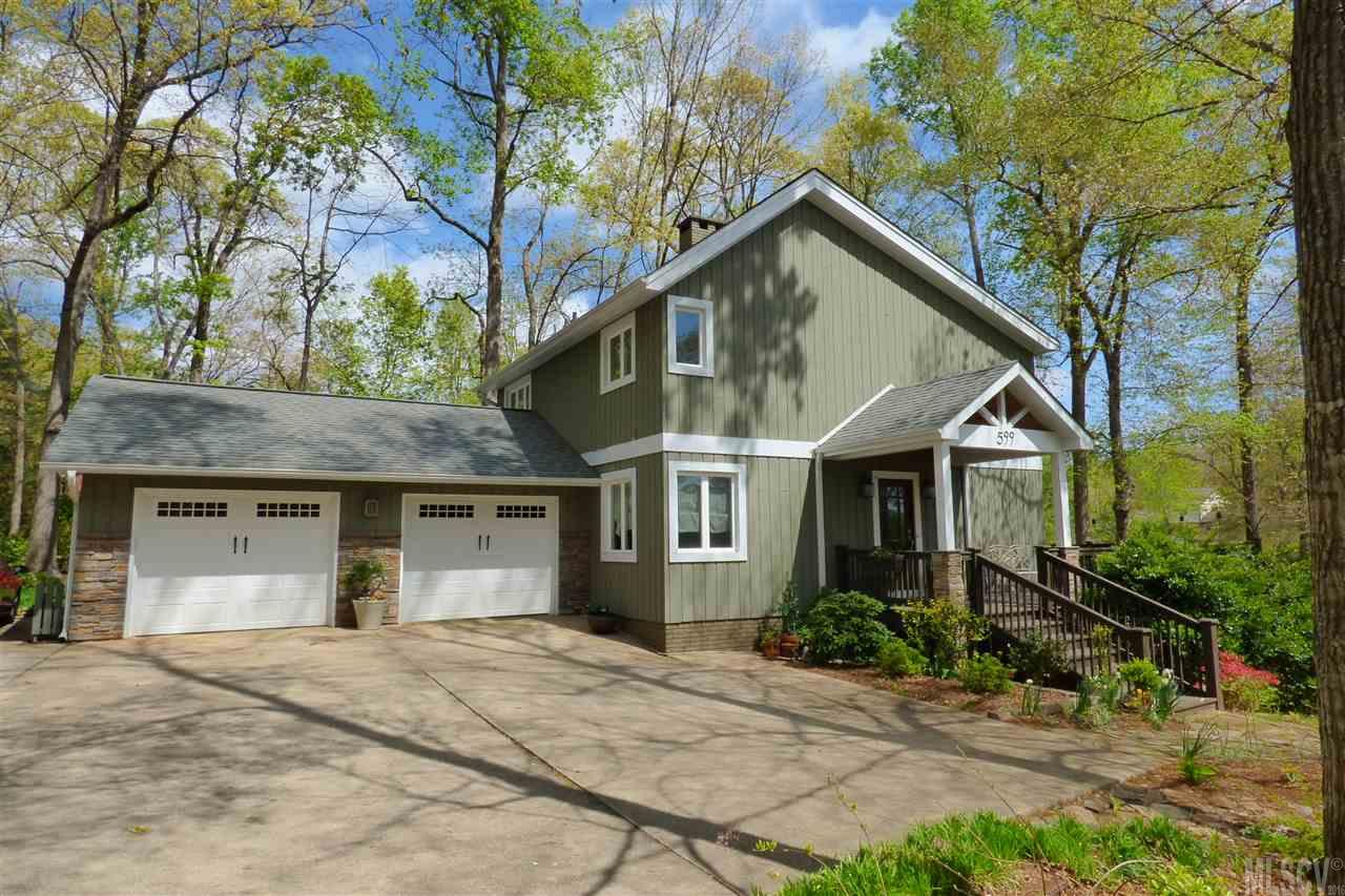 599 Wood Hollow Rd, Taylorsville, NC 28681
