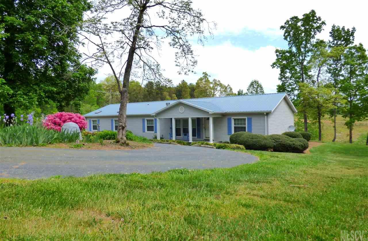 255 Espie Little Rd, Taylorsville, NC 28681