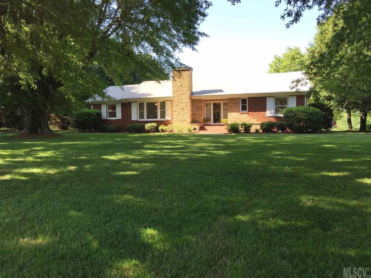 97 Teague Town Rd, Taylorsville, NC 28681