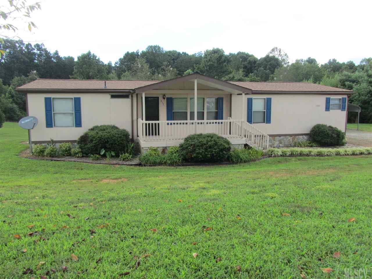 317 Liberty Ln, Taylorsville, NC 28681