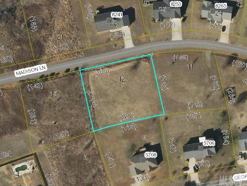 Lot 12 Madison Ln # 12, Hickory, NC 28602