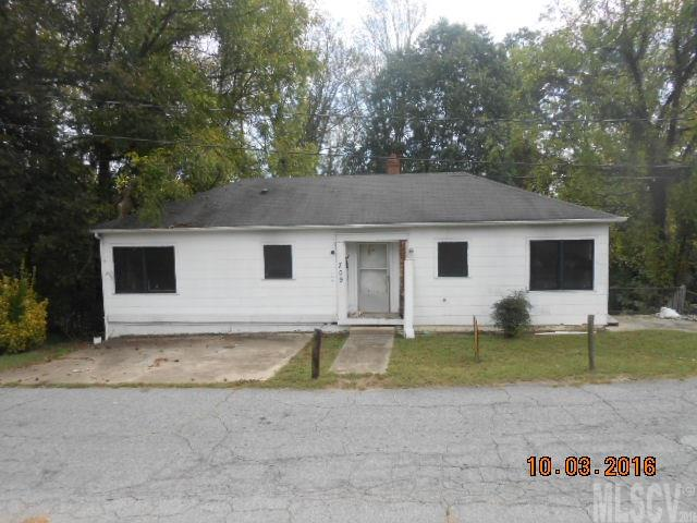 Photo of 309 WILLOW ST  Lenoir  NC
