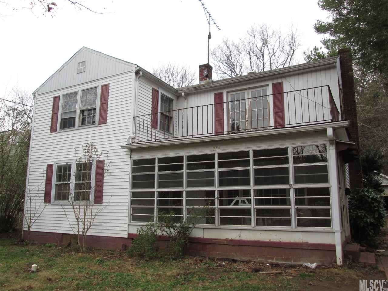 Photo of 214 HILLSIDE ST  Lenoir  NC