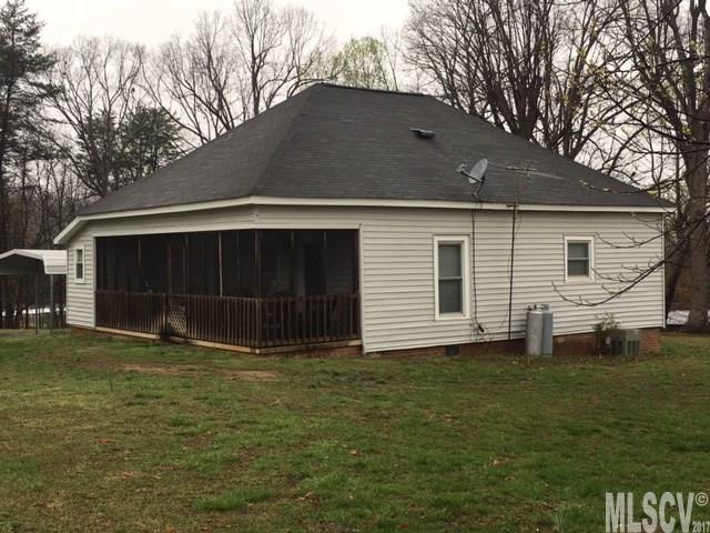 Photo of 3517 ICARD DAIRY BARN RD  Connelly Springs  NC