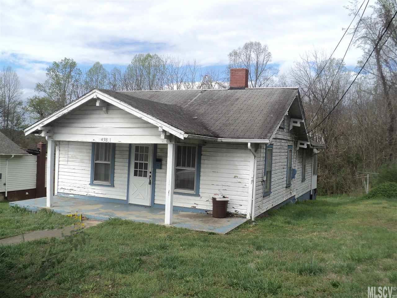 Photo of 438 HOWARD ST  Lenoir  NC