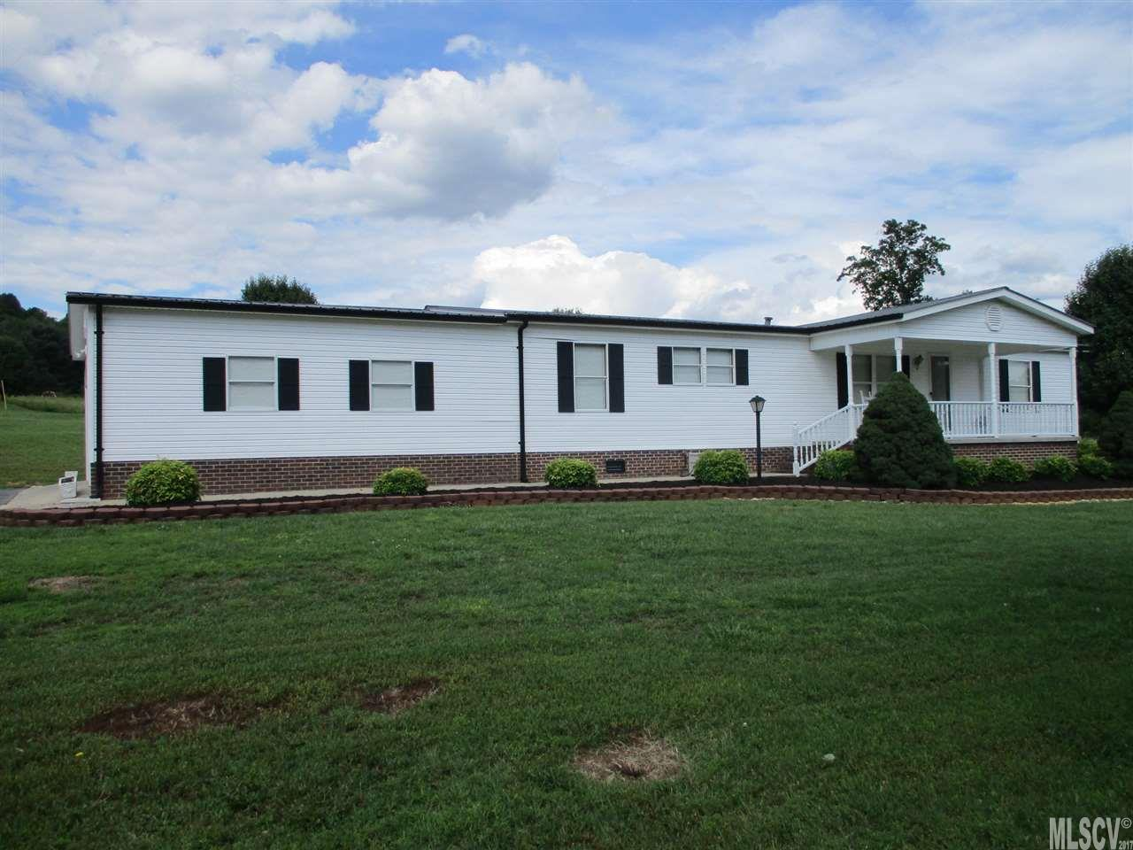 Photo of 1304 LEWITTE RD  Taylorsville  NC