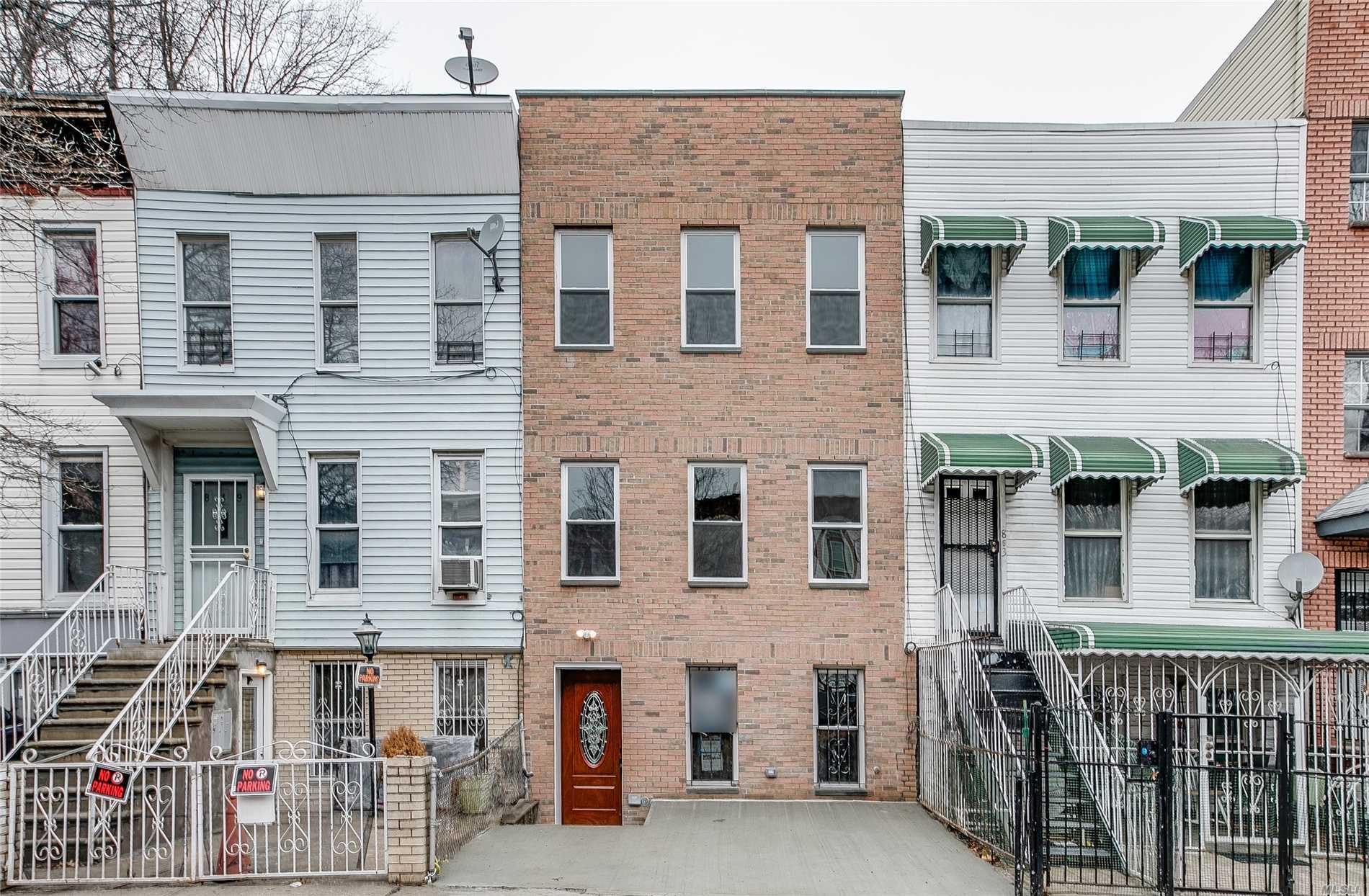 851 Herkimer, Bedford-Stuyvesant in Brooklyn County, NY 11233 Home for Sale