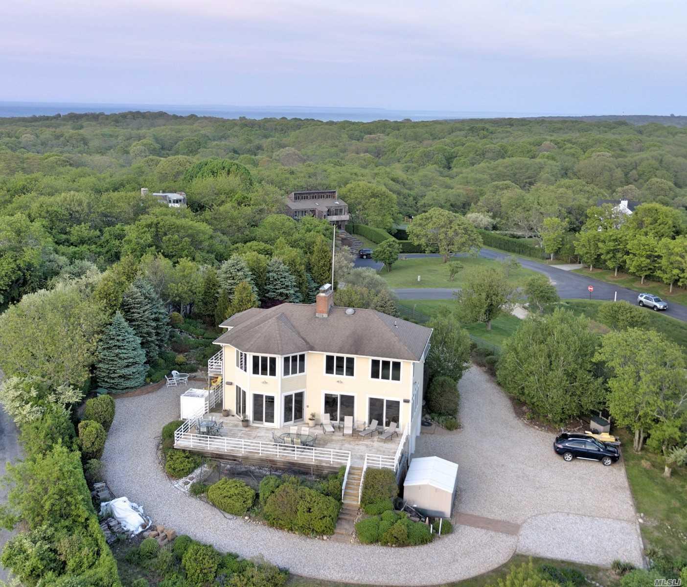 New York Waterfront Property In Hamptons, Montauk, North Fork