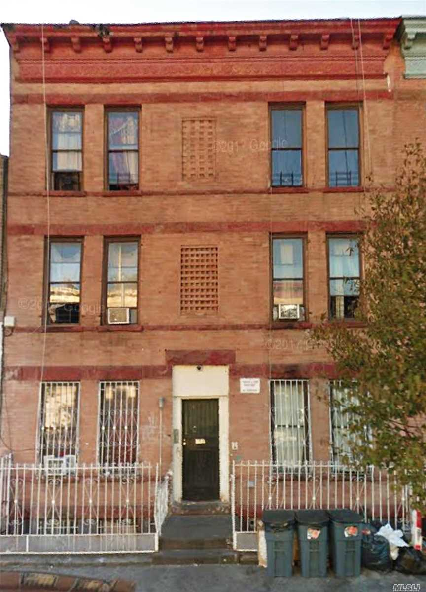 468 Ralph Ave, Bedford-Stuyvesant, New York