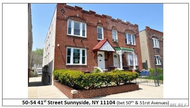 50-54 41st St Sunnyside, NY 11104