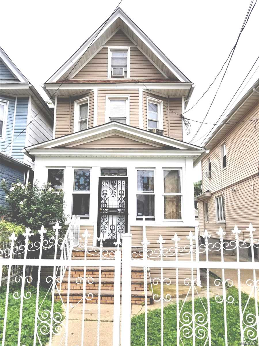 87-34 94th St Woodhaven, NY 11421
