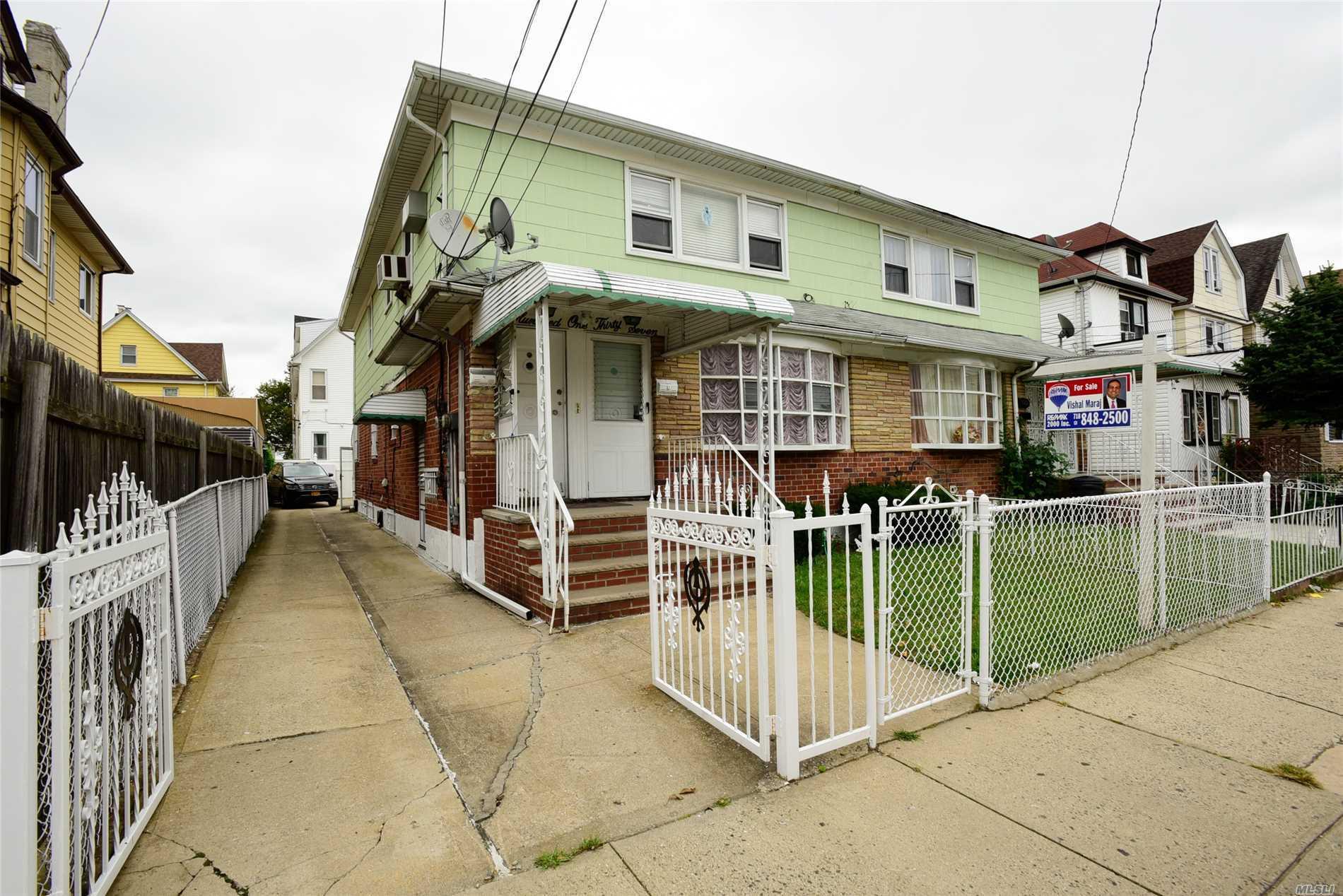 101-37 118th St Richmond Hill S., NY 11419