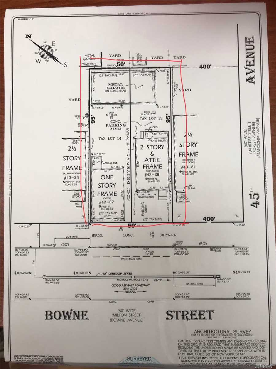 43-27/29 Bowne St, one of homes for sale in Flushing