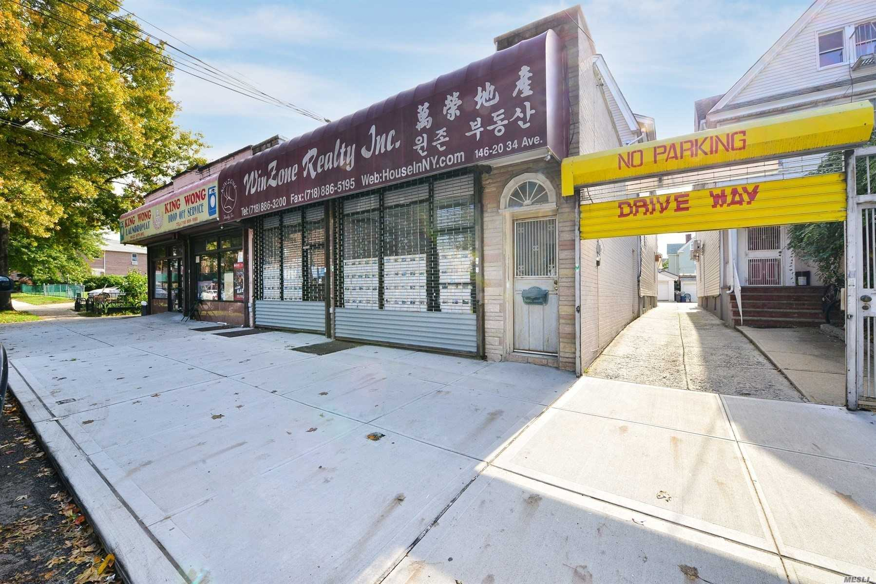 146-20 34th Ave, one of homes for sale in Flushing