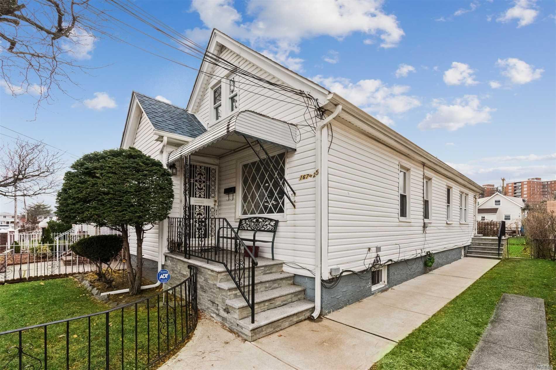 167-25 142nd Ave Springfield Gdns, NY 11413