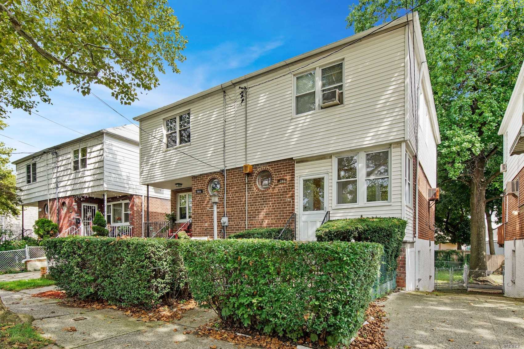 744 Throggs Neck Exp 10465 - One of Bronx Homes for Sale