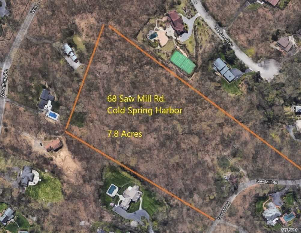 68 Saw Mill Rd Cold Spring Hrbr, NY 11724