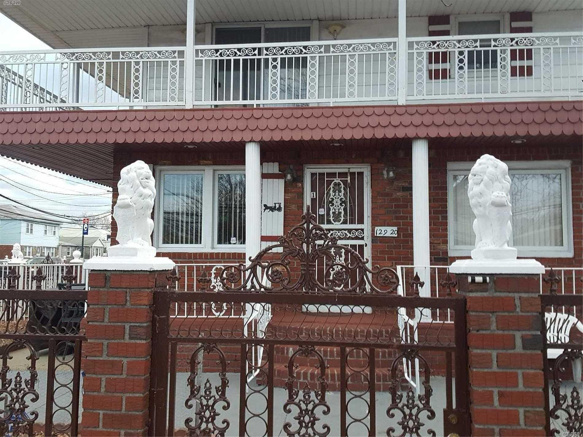 129-20 135 Ave S. Ozone Park, NY 11420