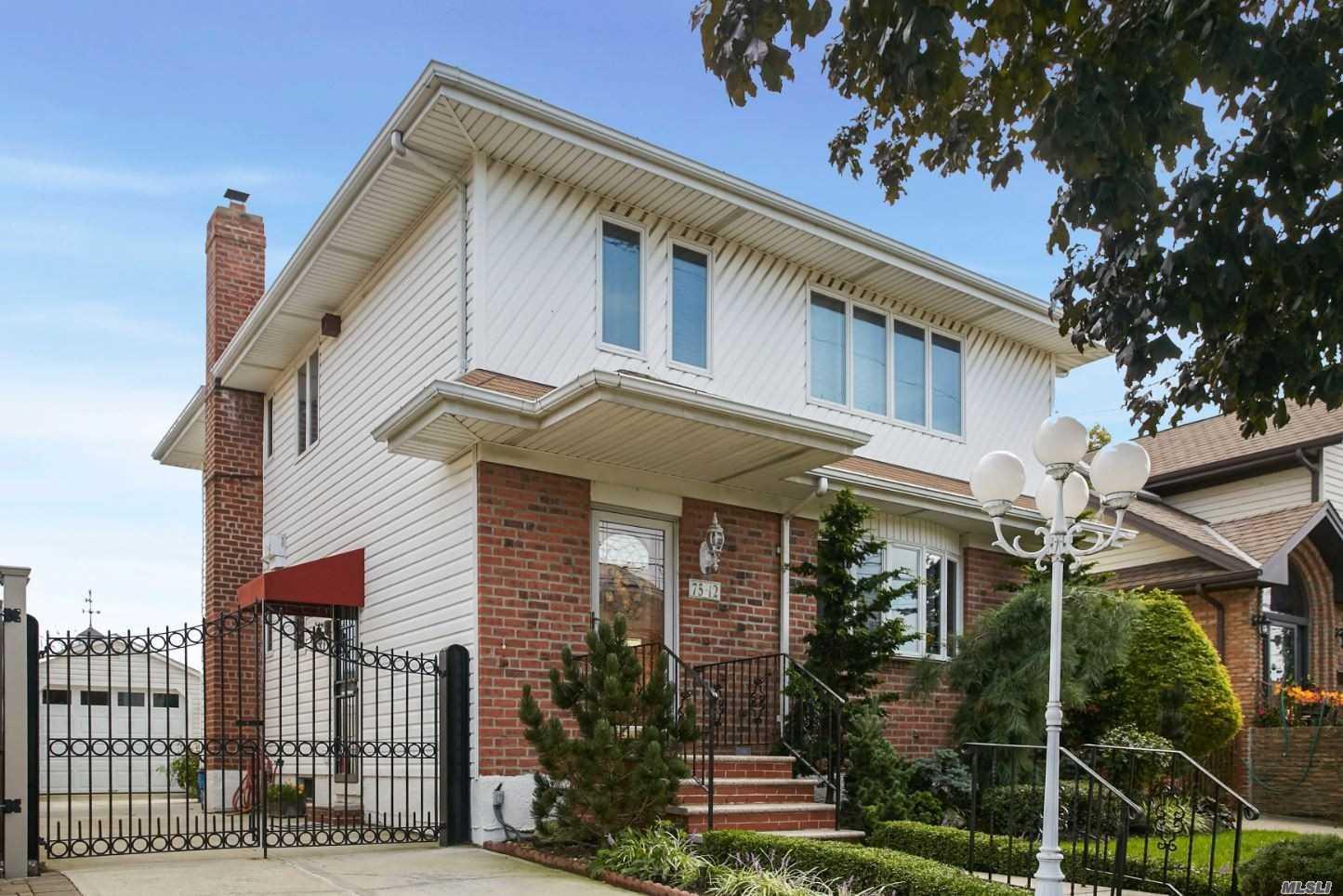 75-12 Penelope Ave Middle Village, NY 11379