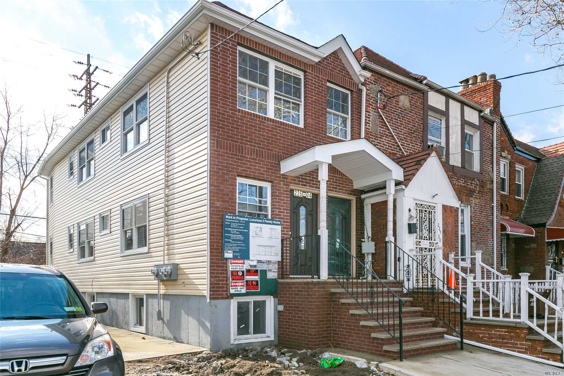 226-04 Mentone Ave Laurelton, NY 11413