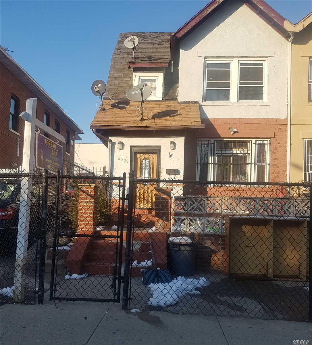 40-33 Forley St Elmhurst, NY 11373
