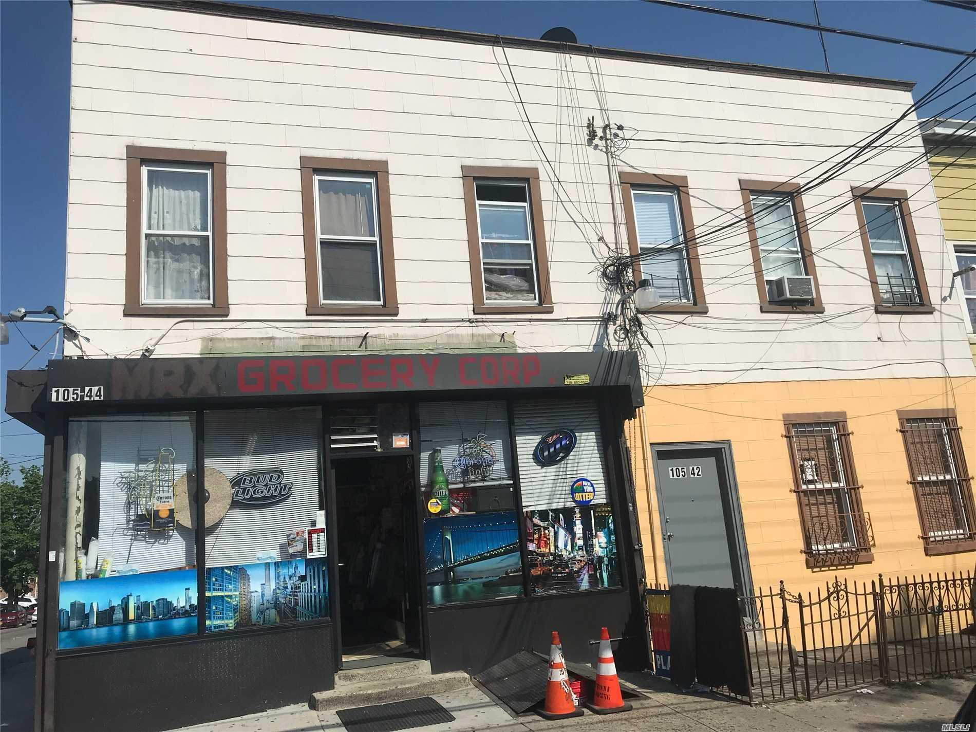 57-06 Waldron St Corona, NY 11368