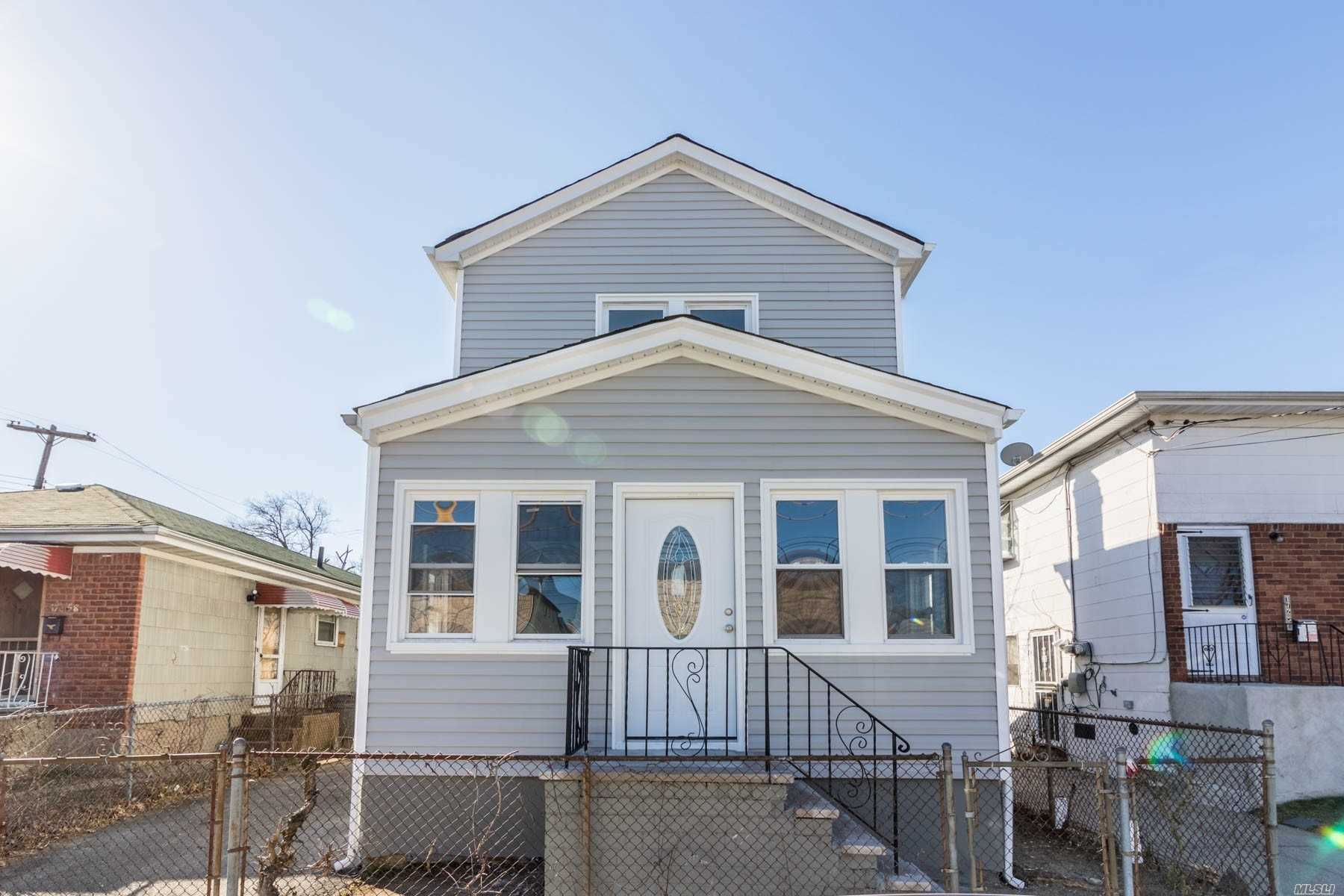 172-54 126th Ave Springfield Gdns, NY 11413