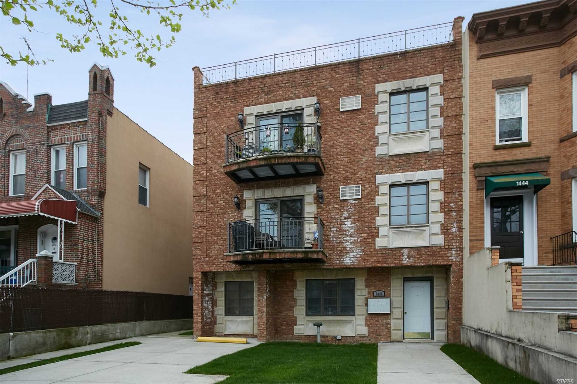 1446 Bay Ridge Pky, one of homes for sale in Brooklyn-Dyker Heights