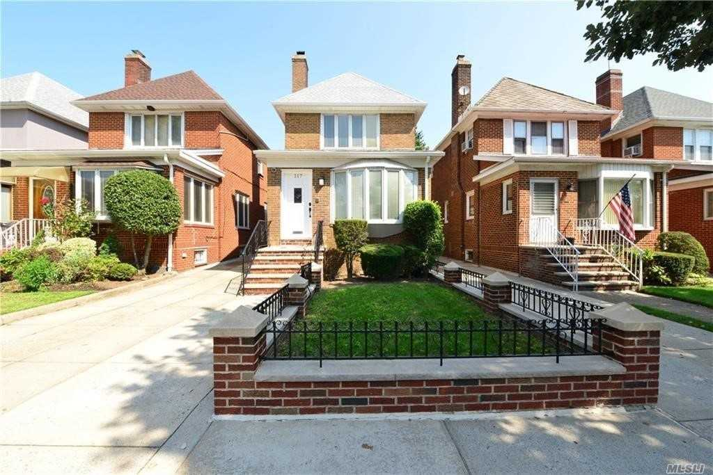 117 80th  St, one of homes for sale in Brooklyn Fort Hamilton