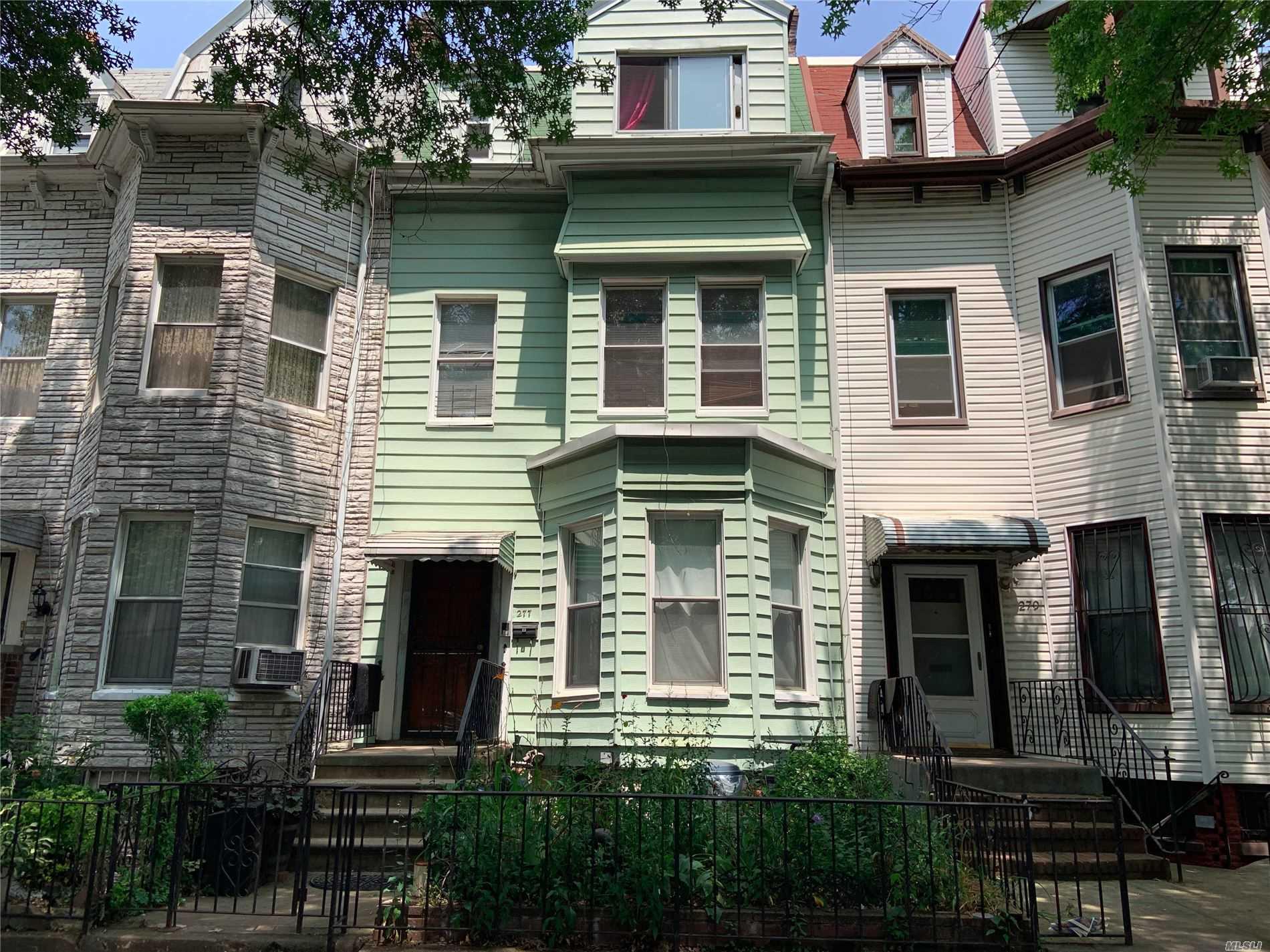 277 Winthrop St, Brooklyn Lefferts Gardens, New York