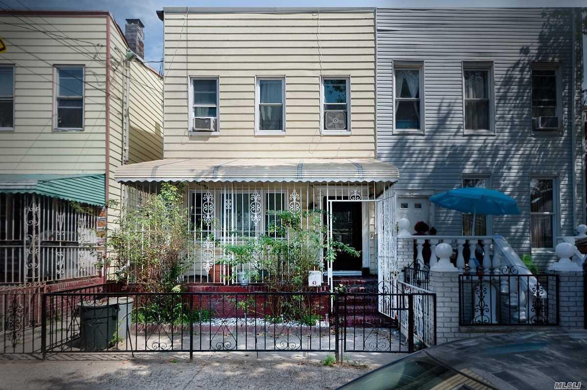 43 Essex St, Brooklyn-Lefferts Gardens and Brownsville, New York