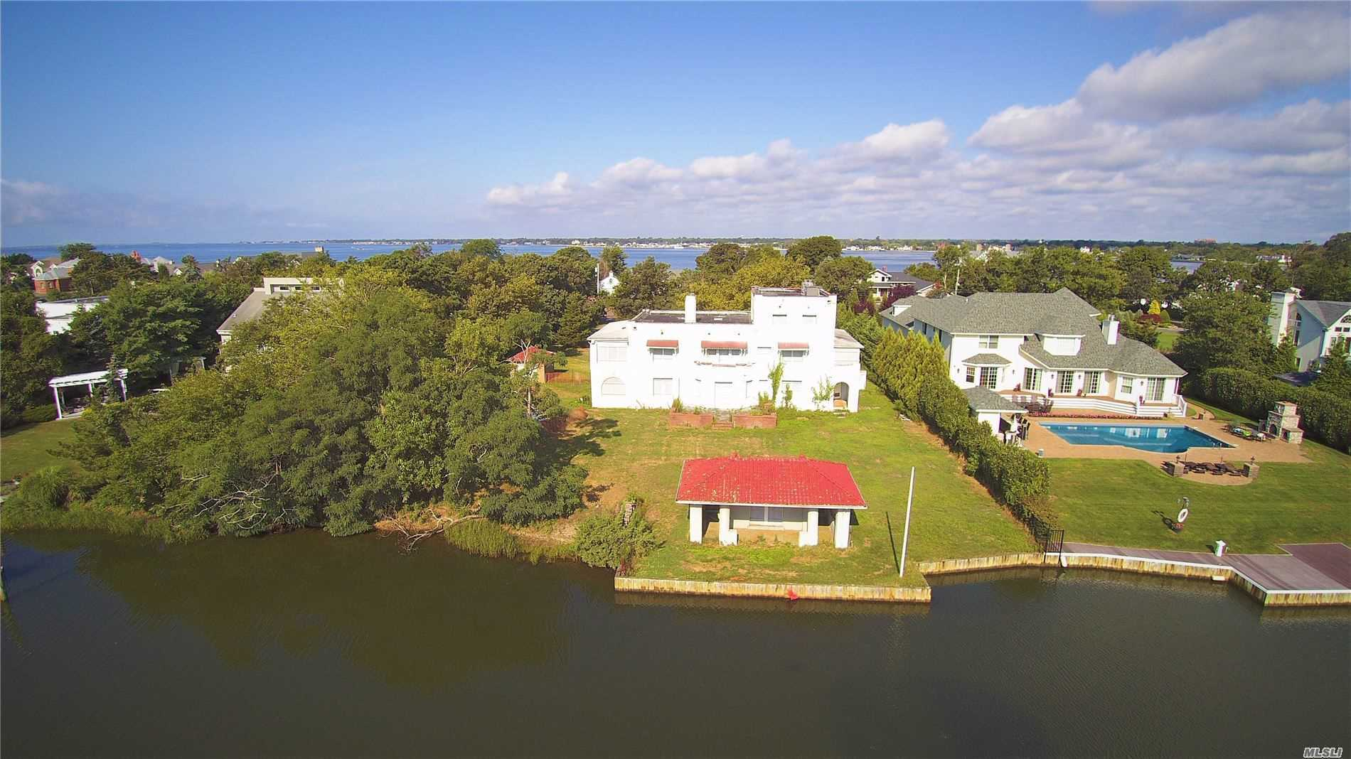 One of Islip 6 Bedroom Homes for Sale at 69 W Bayberry Rd
