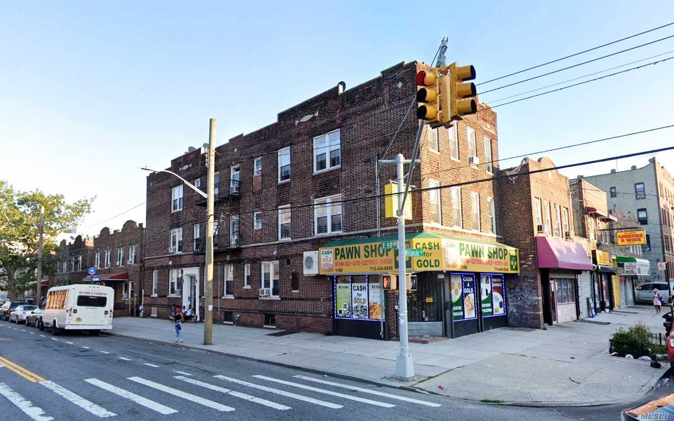 1168 Willmohr St, Brooklyn Brownsville, New York