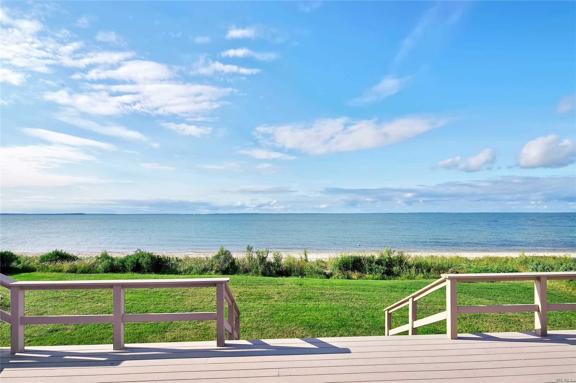 One of East Hampton 4 Bedroom Homes for Sale at 32 Bay Inlet Rd Rd