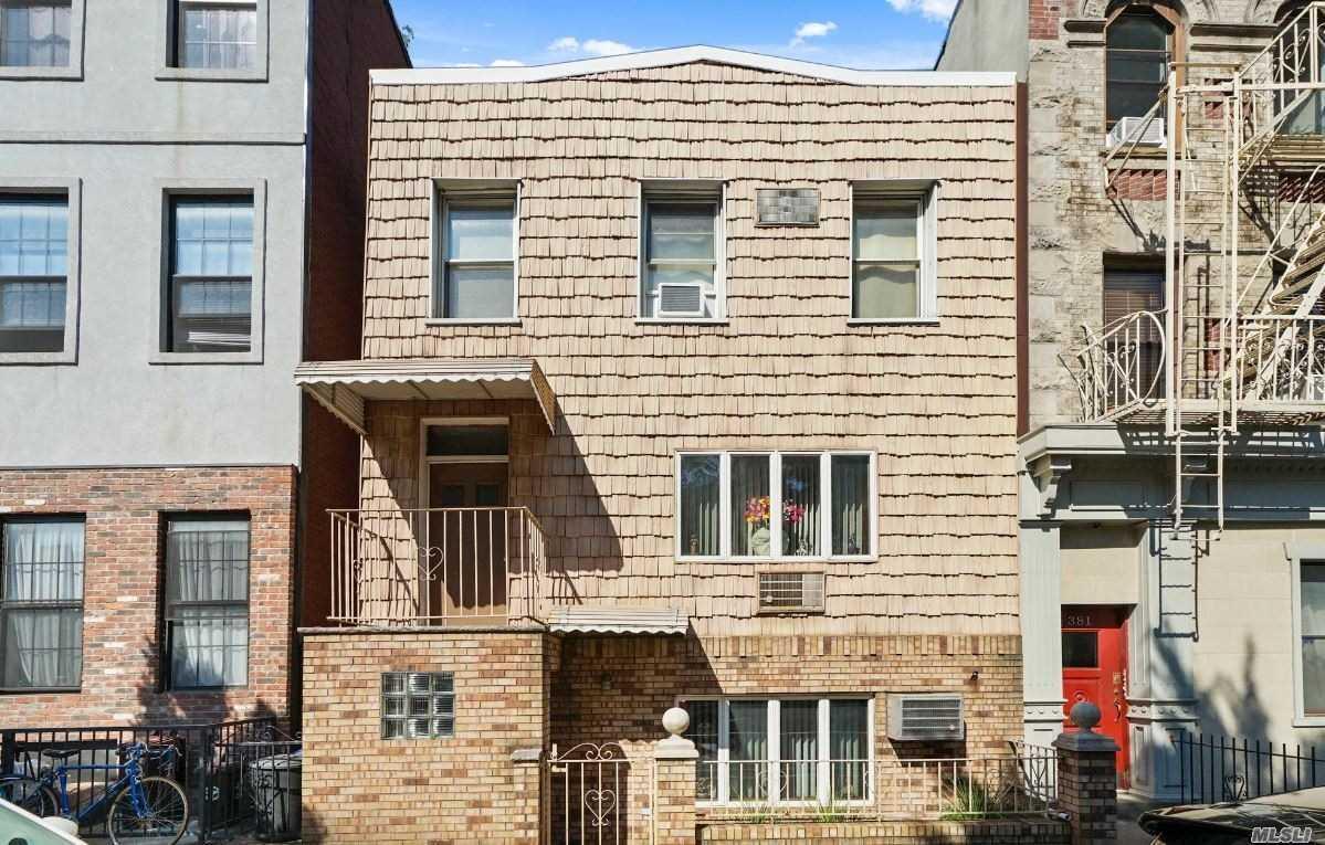 379 Manhattan Ave, Bushwick, New York