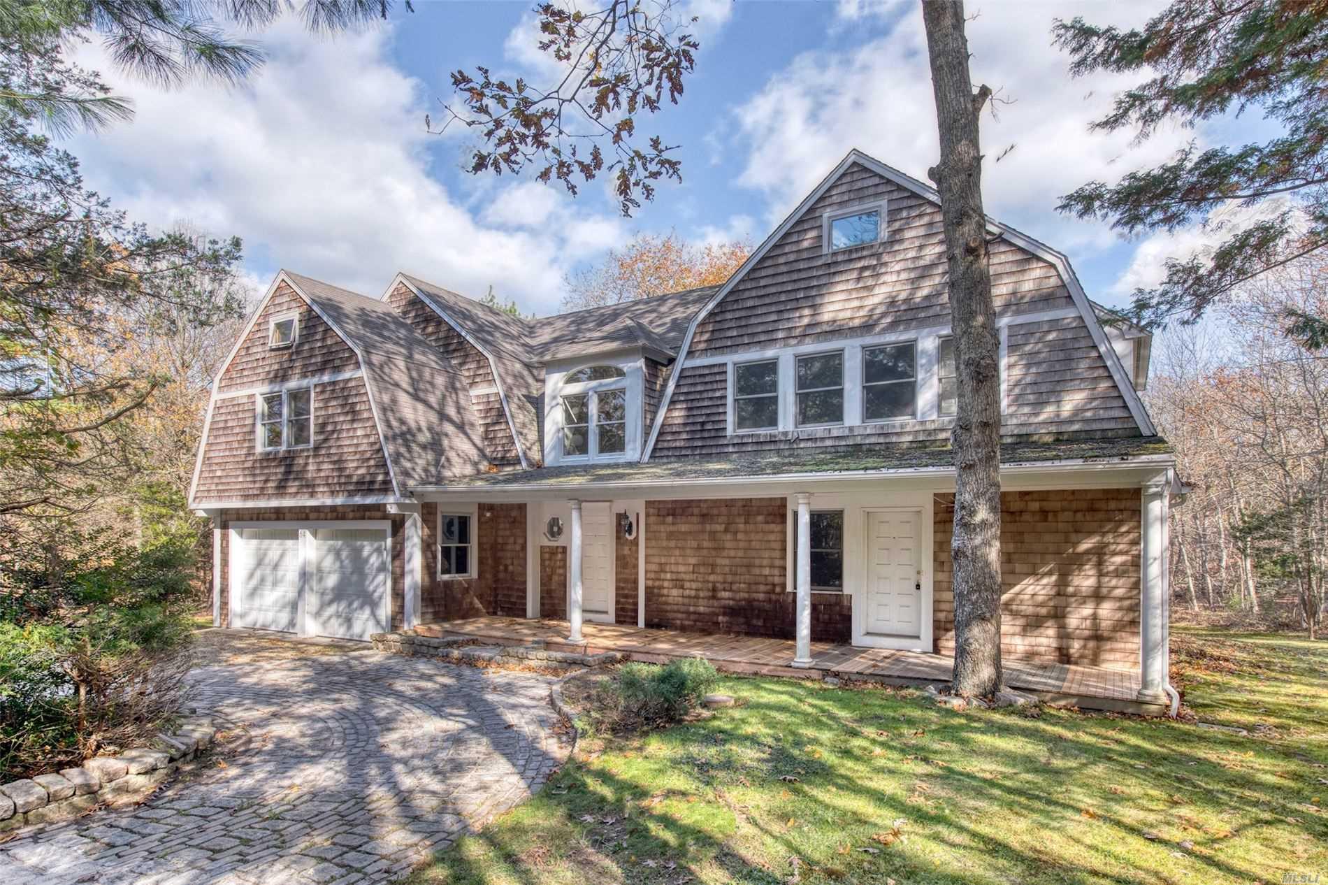 64 Springy Banks Rd, East Hampton, New York