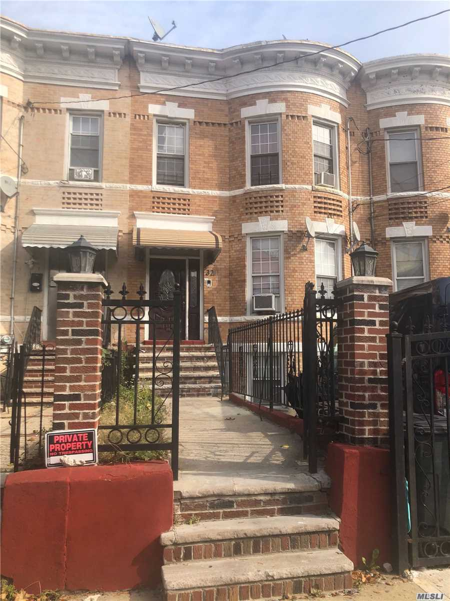 321 E 52nd St, Brooklyn East Flatbush, New York 6 Bedroom as one of Homes & Land Real Estate