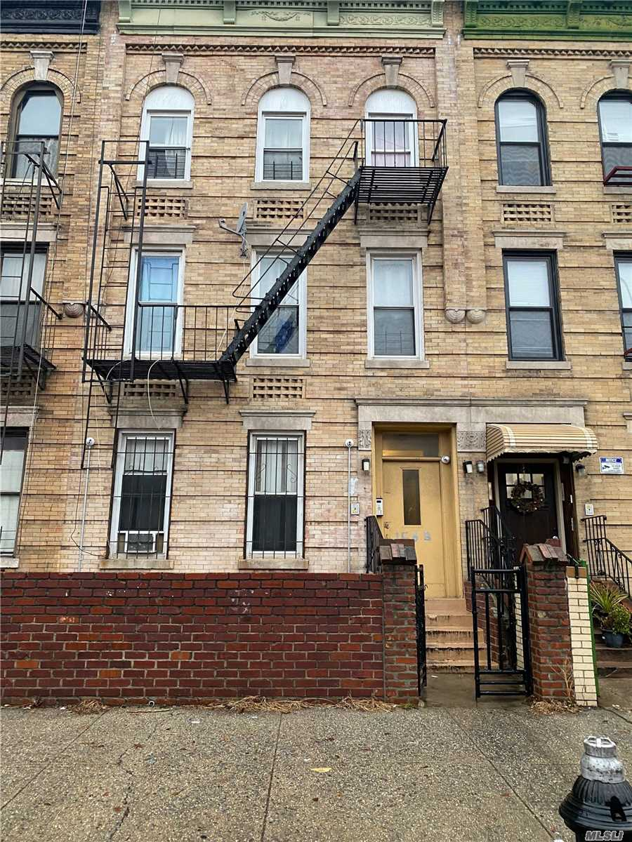 1563 Eastern Parkway 1563, Ocean Hill in Brooklyn County, NY 11233 Home for Sale