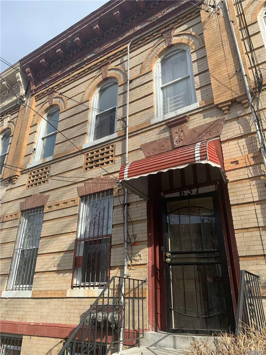 637 Warwick St, Bushwick in Brooklyn County, NY 11207 Home for Sale